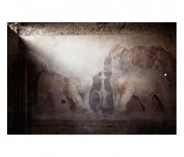 Pompei - napols - napoli - vesuvio - rovine -affresco