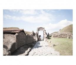 Pompei - napols - napoli - vesuvio - rovine - portale