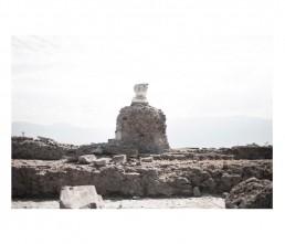 Pompei - napols - napoli - vesuvio - rovine - capitello