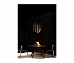 Table - Lumini Light - chair
