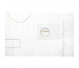 Luisa Cevese - oro - minimal jewelry - Alberto Strada