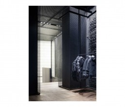 materials - iron - internal - fashion - interior architecture
