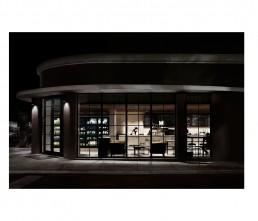 Cafe - interior architecture - Edward Hopper