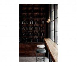 Cafe - interior architecture - light